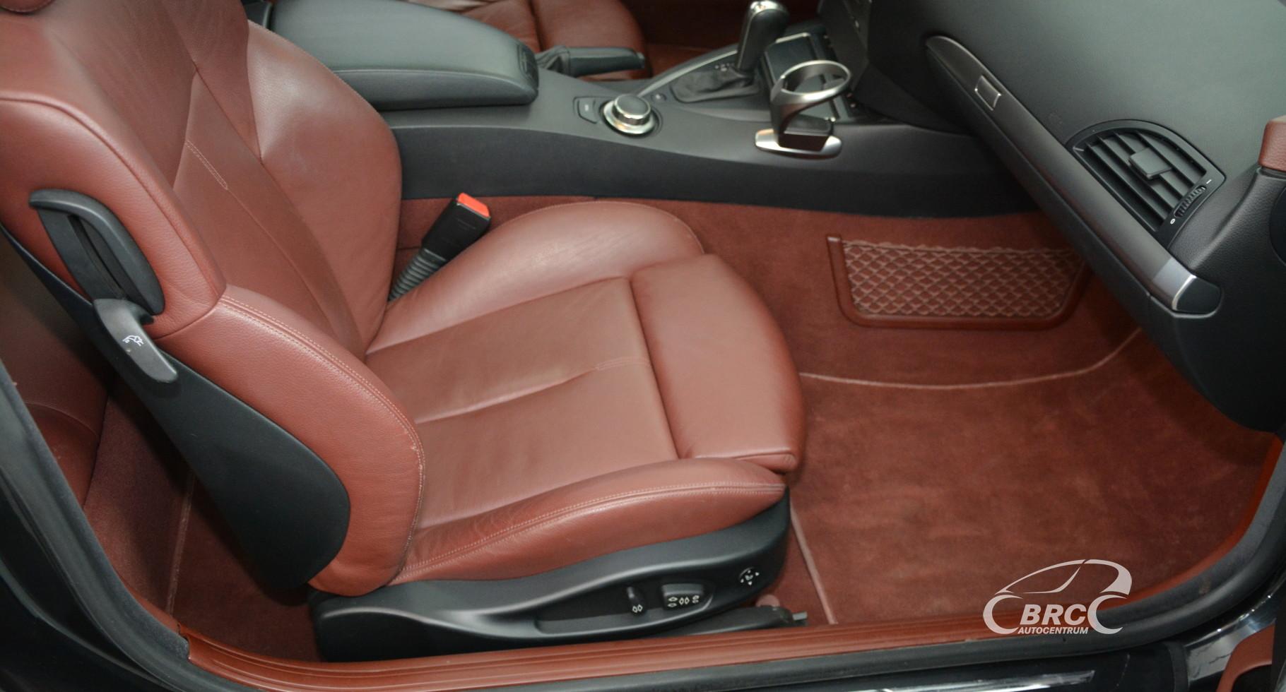 BMW 650 i Automatas