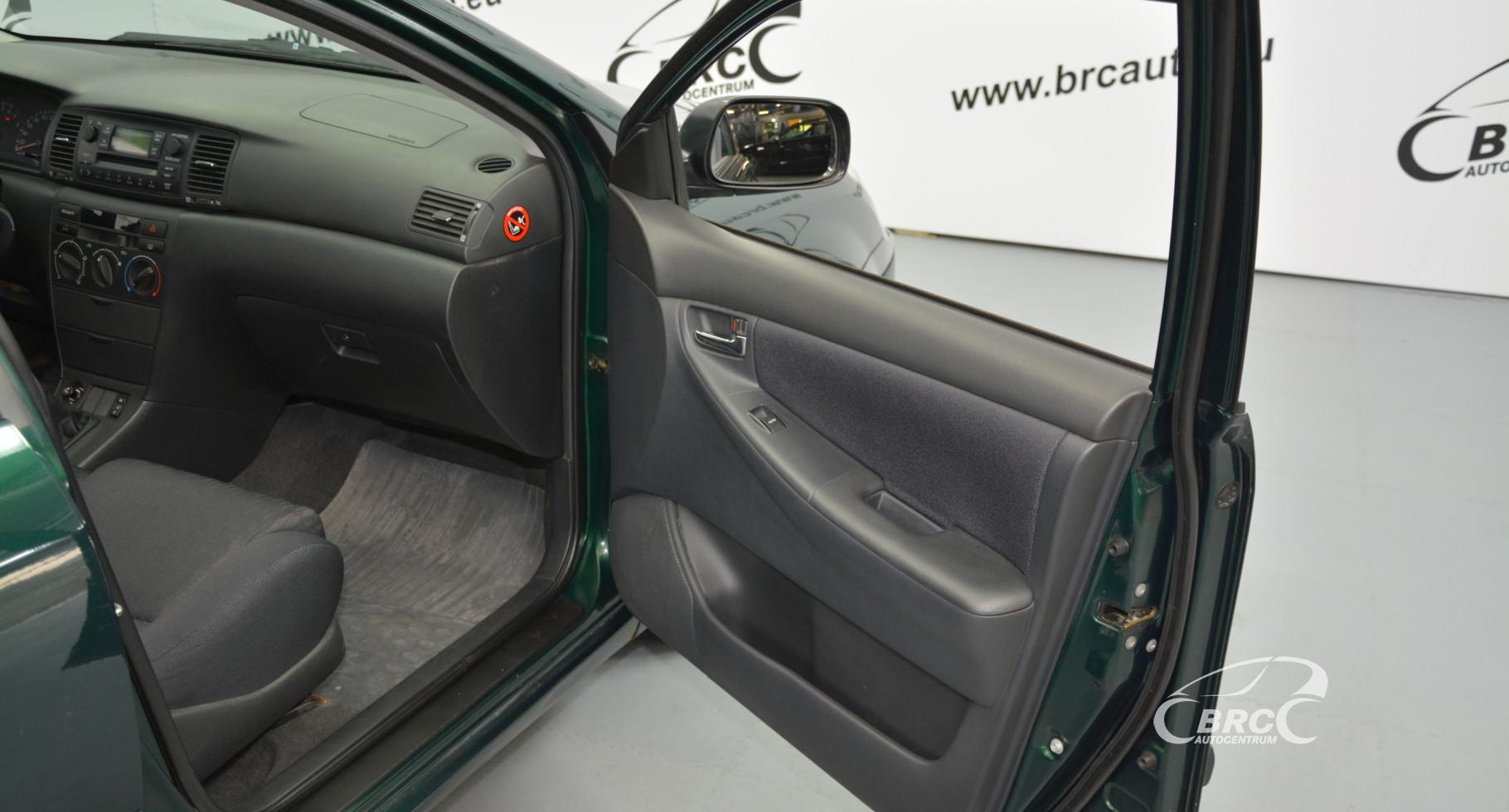 Toyota Corolla 1.6 VVT-i Linea Terra