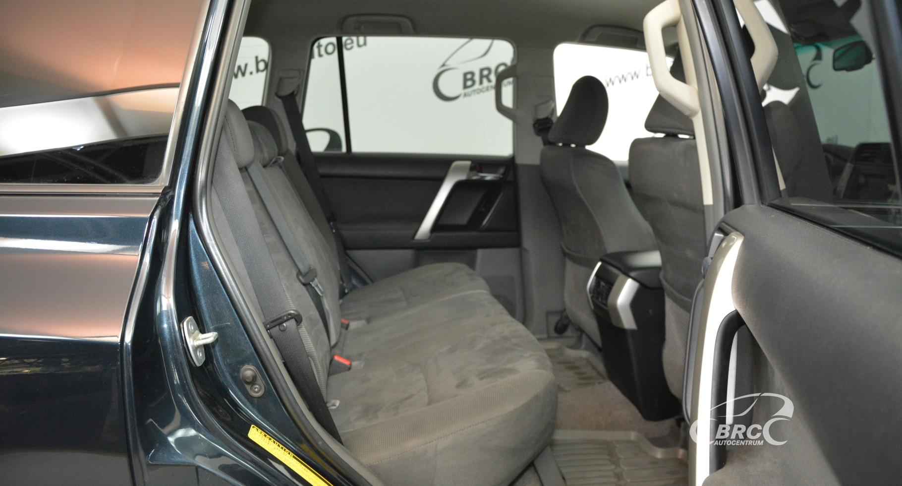 Toyota Land Cruiser 3.0 D4D Executive Automatas