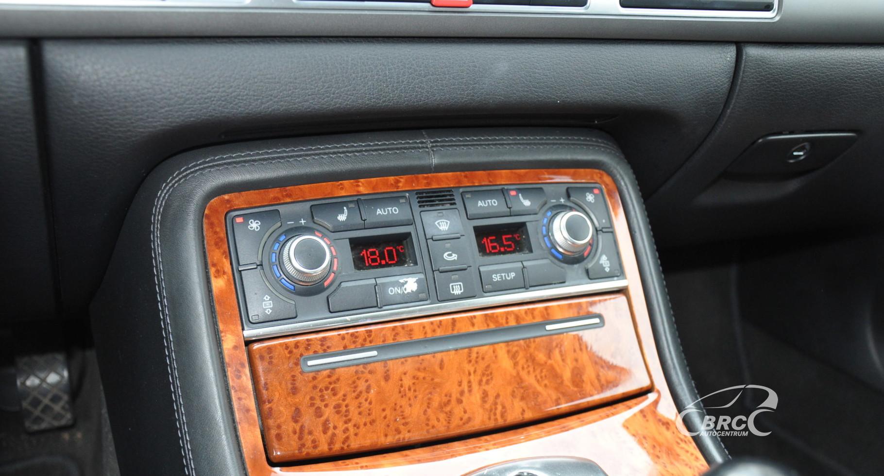 Audi A8 L 4.2 FSI V8 Quattro Automatas