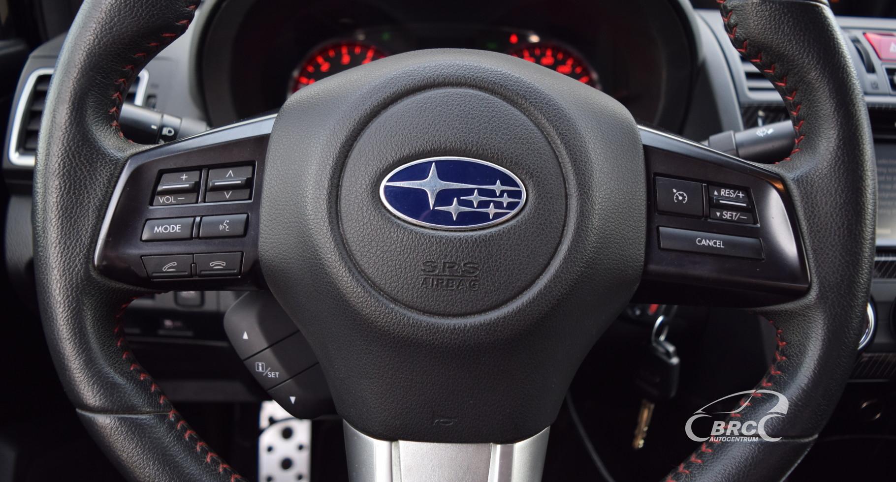 Subaru WRX Symmetrical AWD