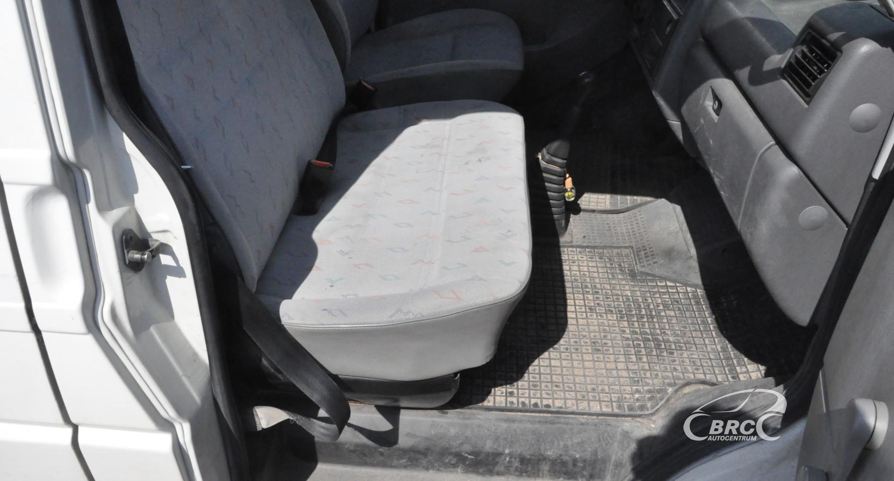 Volkswagen Transporter 2.4 TD