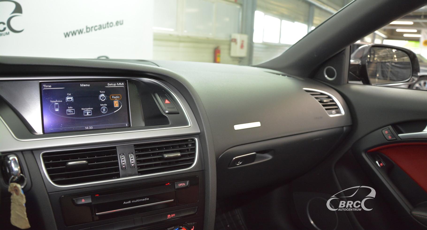 Audi S5 3.0 TFSI V6 Coupe Quattro