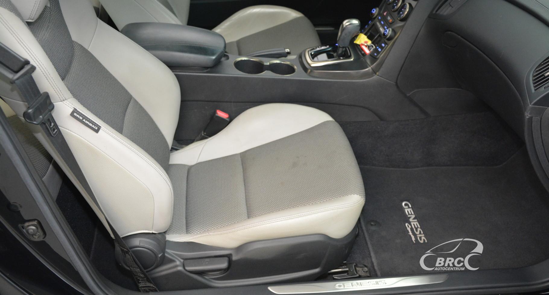 Hyundai Genesis 2.0 T Automatas
