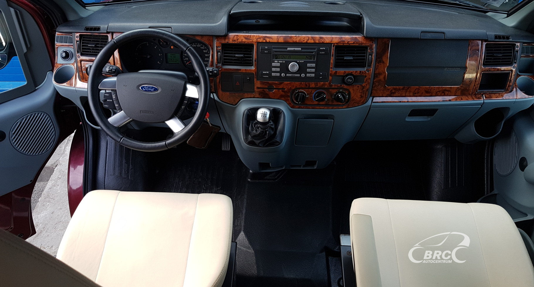 Ford Transit Dethleffs Fortero
