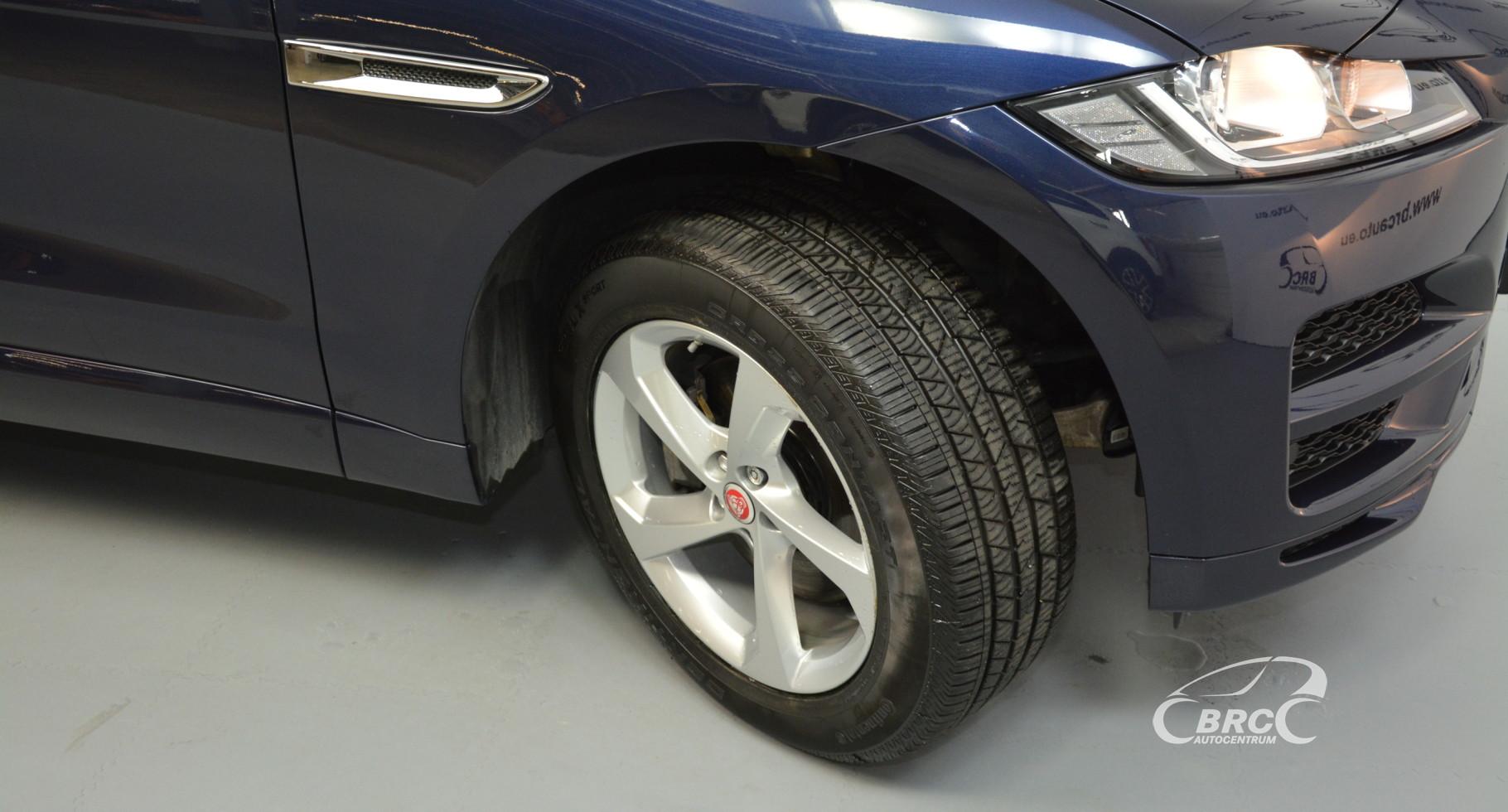 Jaguar F-Pace 3.5 AWD Automatas