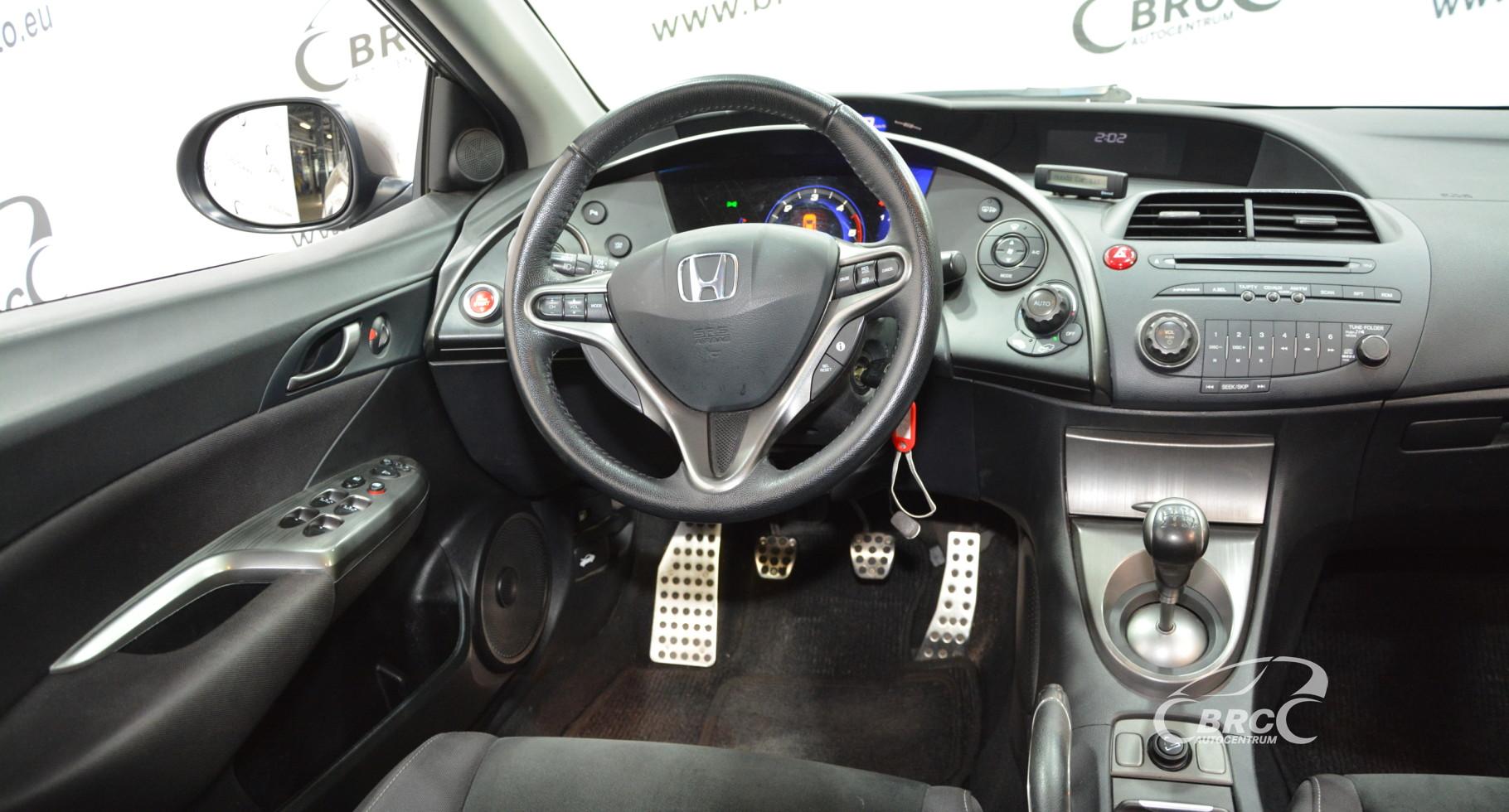 Honda Civic 2.2 i-CDTi