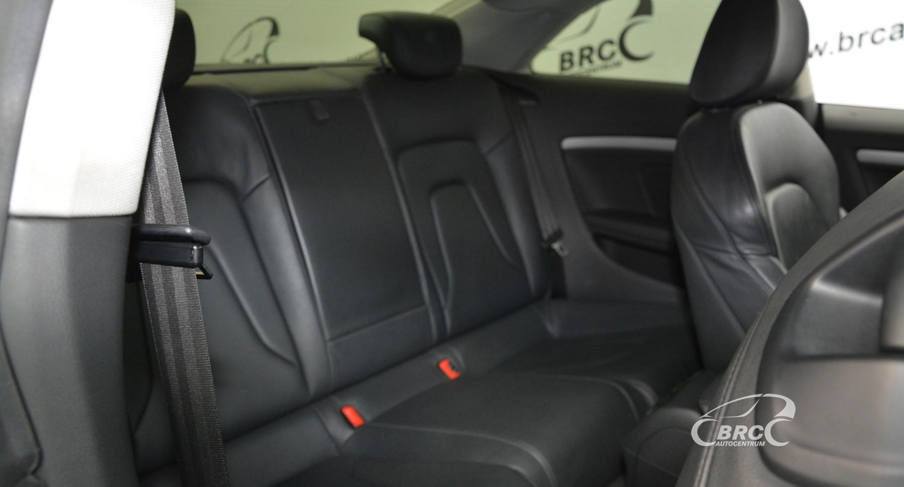 Audi A5 3.0 TDI Quattro Automatas