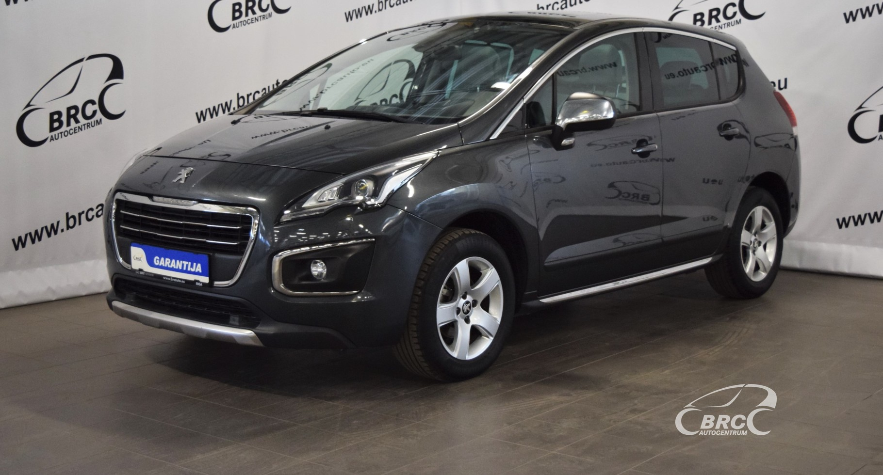 Peugeot 3008 Blue Hdi Allure AT