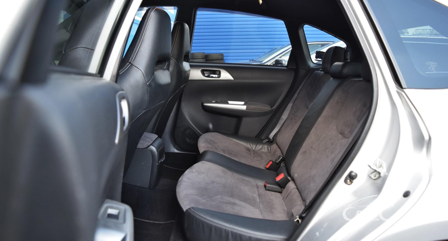 Subaru Impreza STI 395HP/591NM