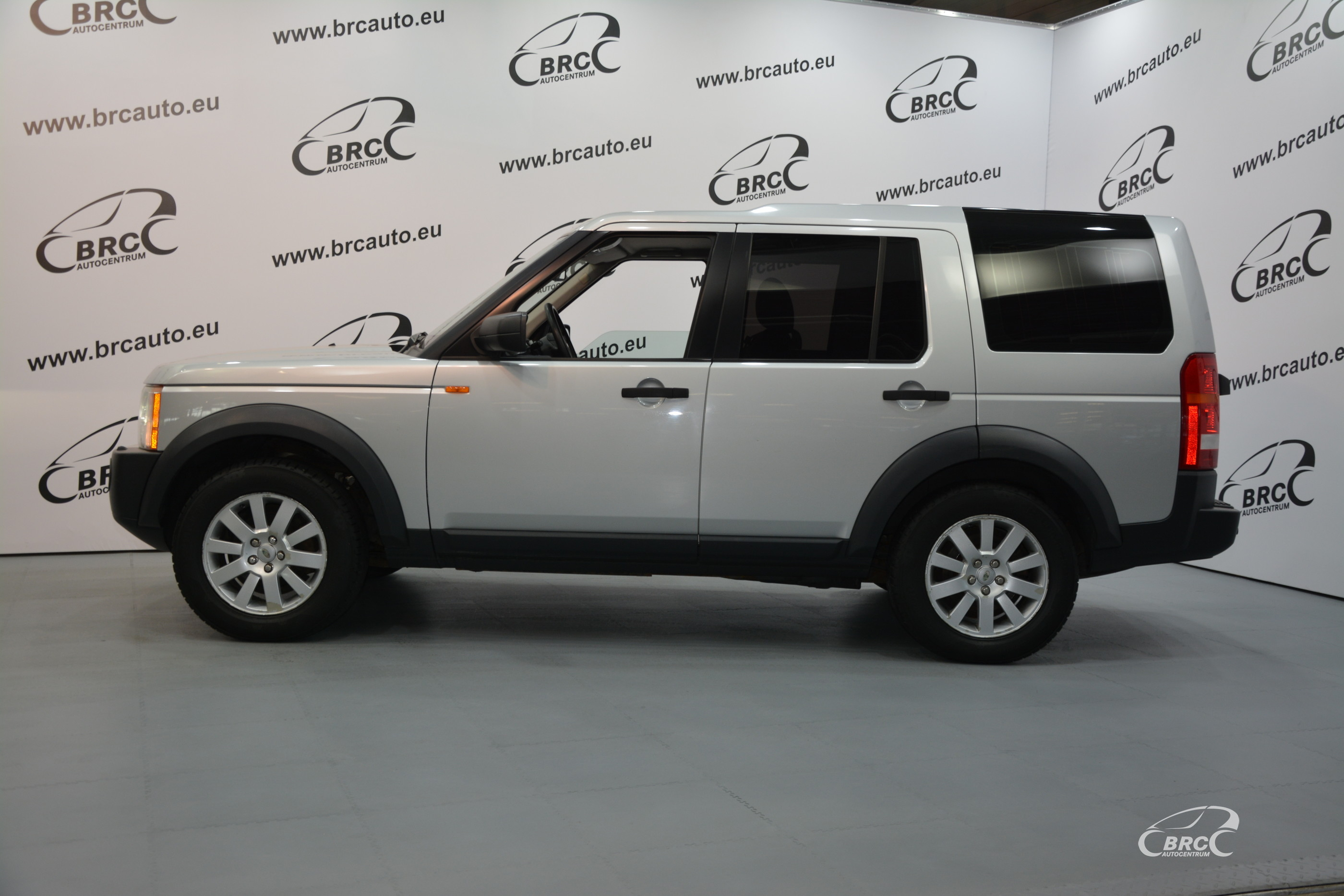 Land-Rover Discovery TDV6 HSE Automatas