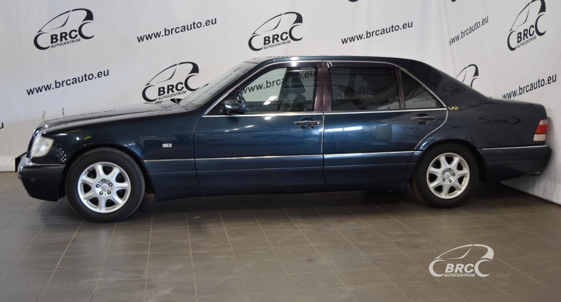 Mercedes-Benz S 600 Long V12