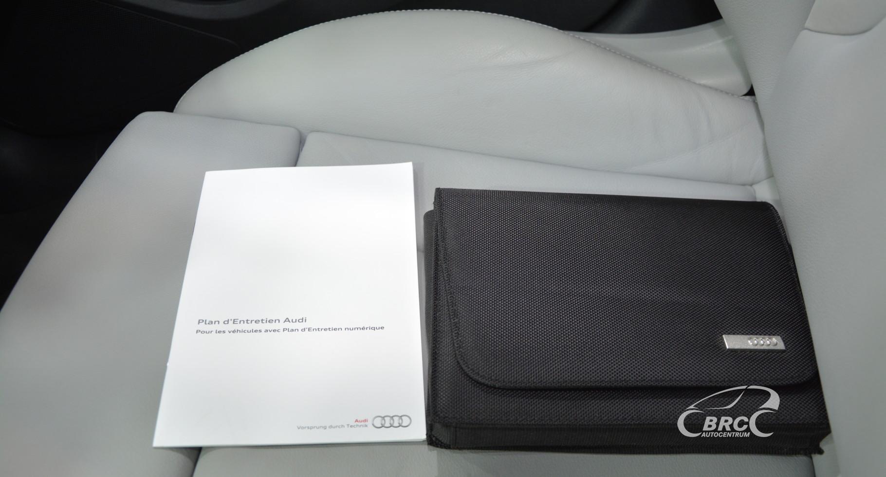 Audi A3 E-Tron Automatas