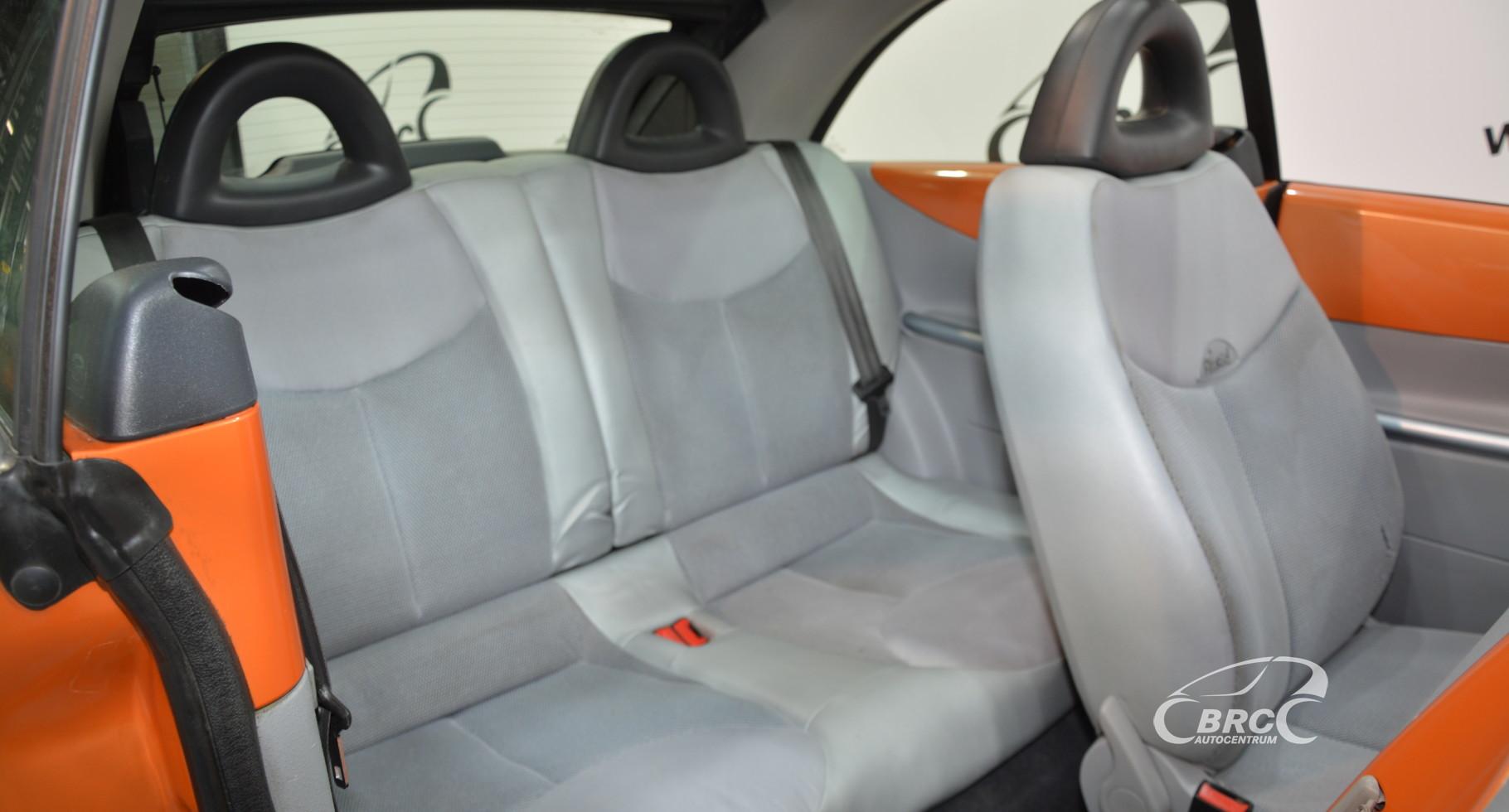 Citroen C3 Pluriel 1.6 Cabrio Automatas