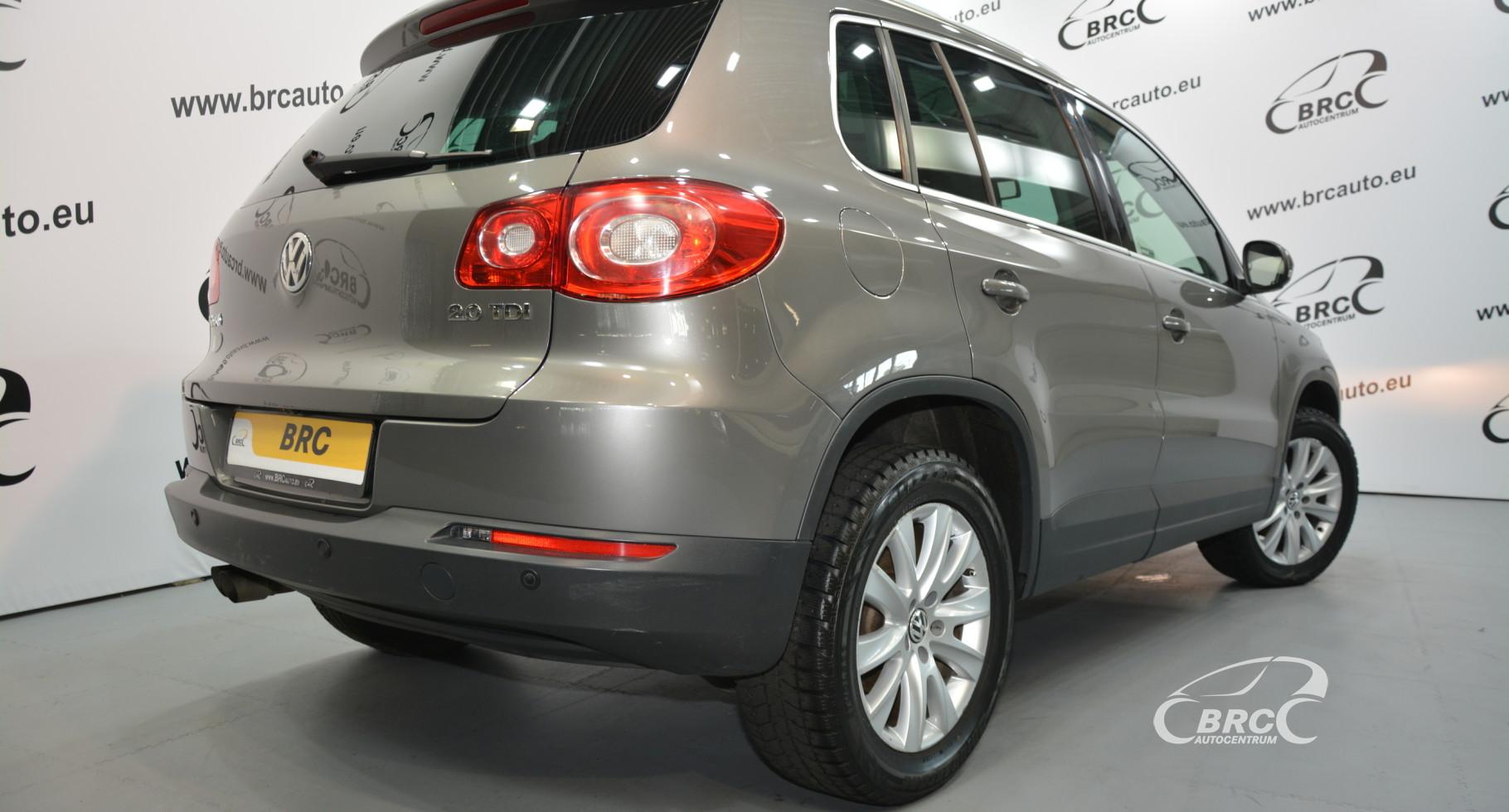 Volkswagen Tiguan 2.0TDI Sport 4Motion Automatas