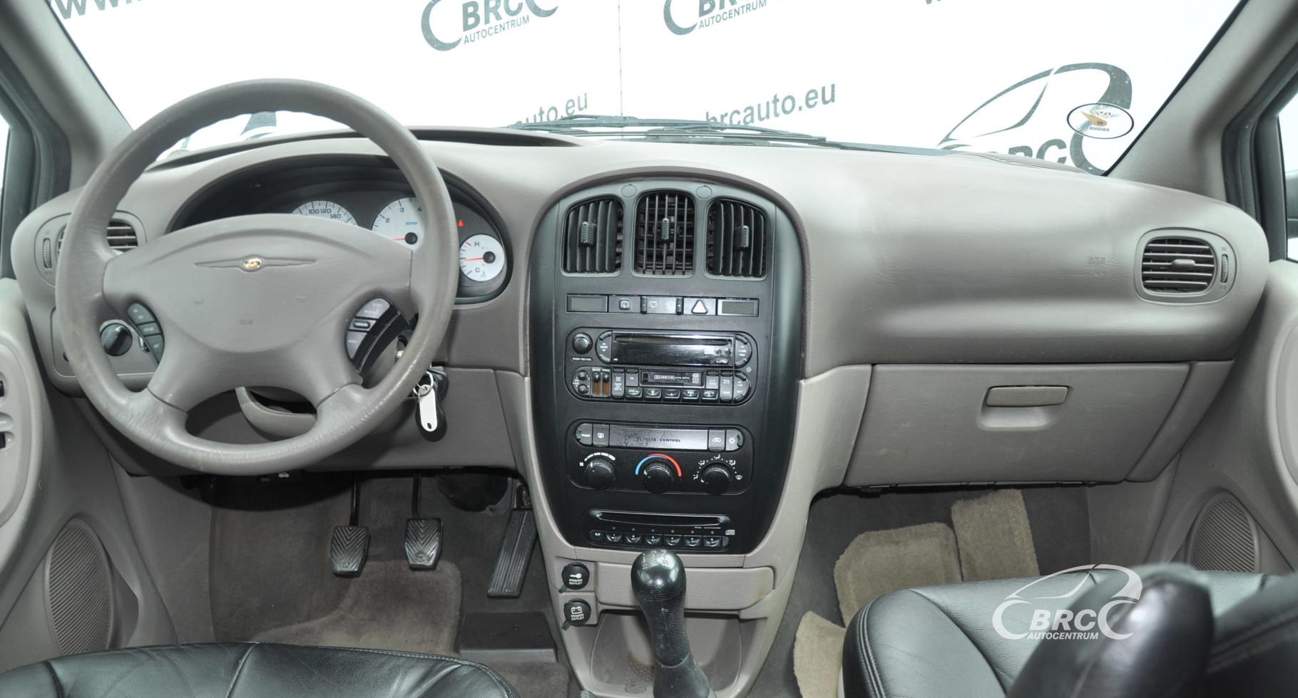 Chrysler Grand Voyager 2.4 SE CAMPER