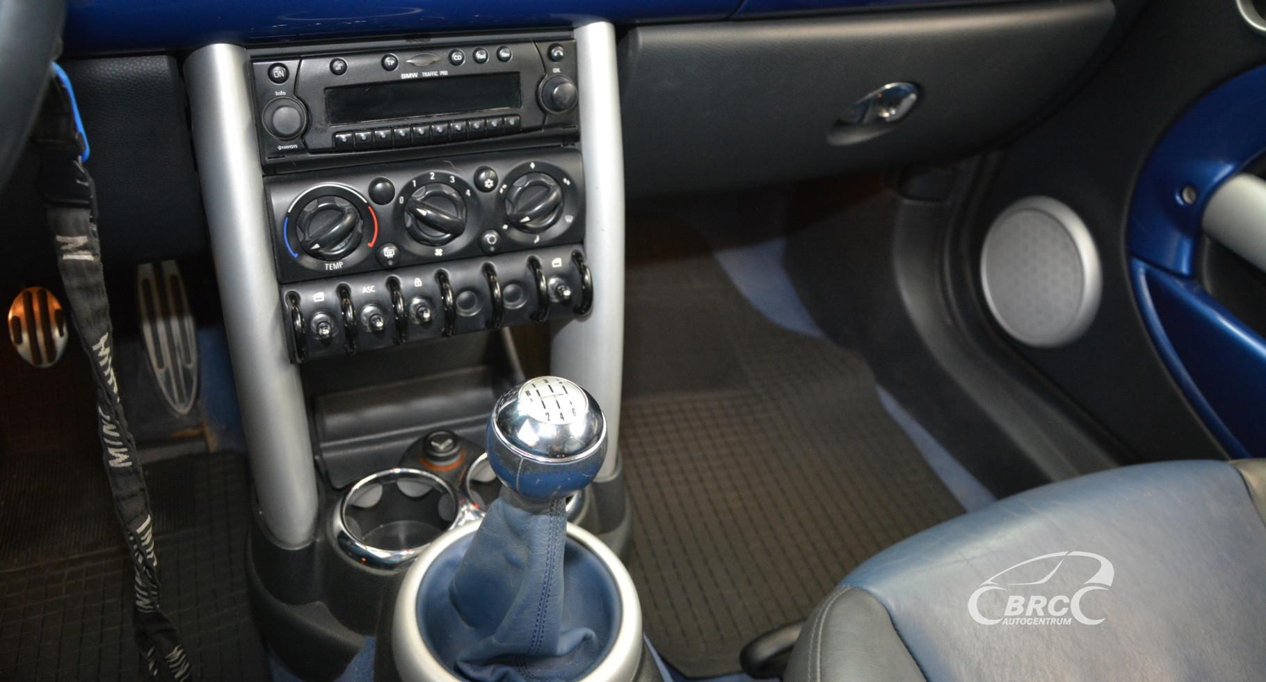 Mini Cooper S 1.6i