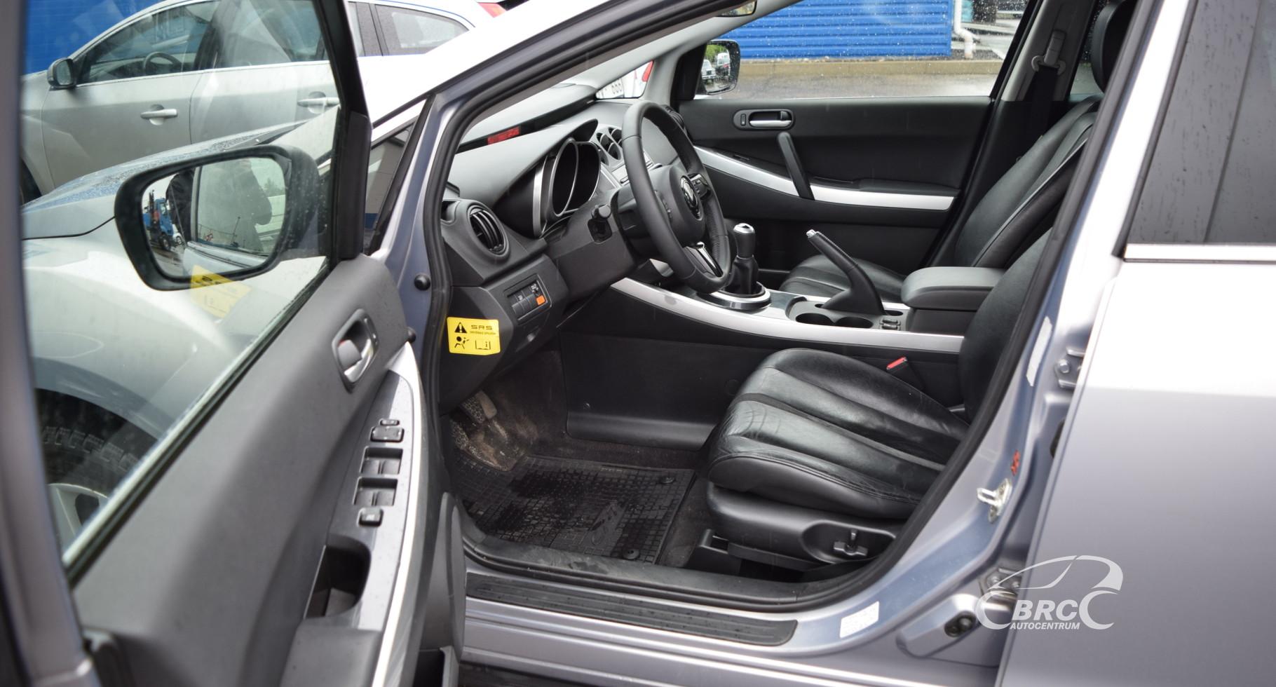Mazda CX-7 AWD M/T