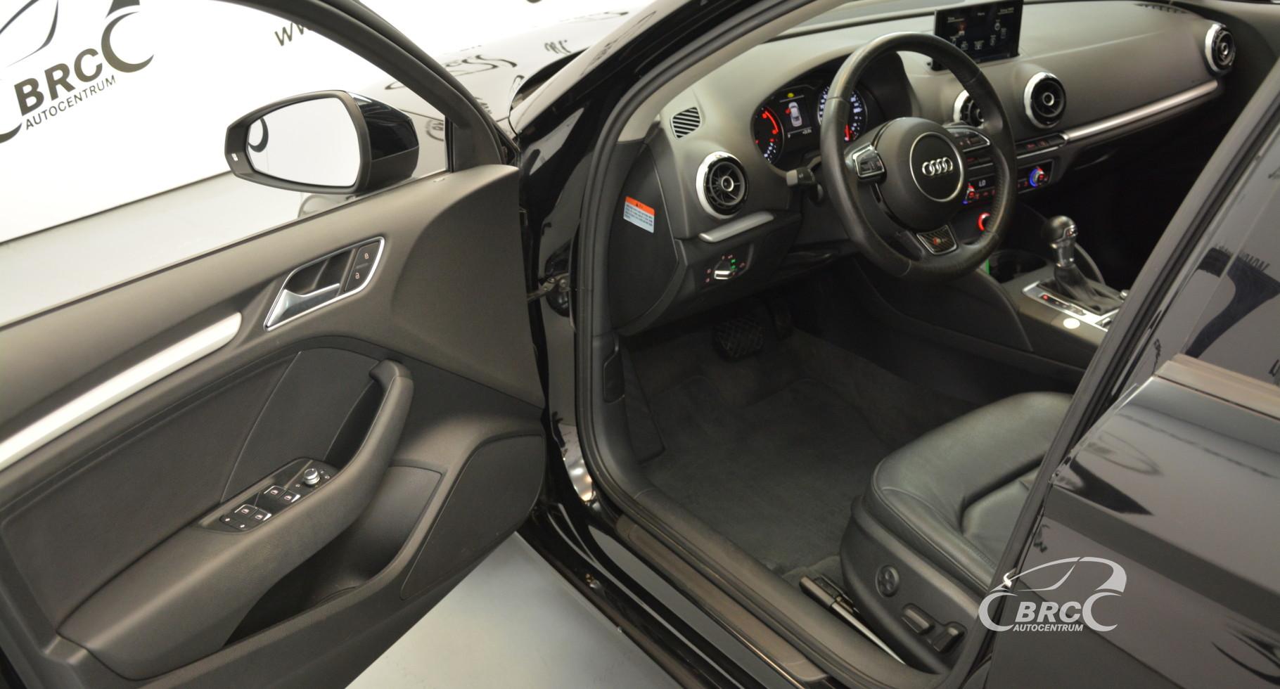 Audi A3 2.0TDI Automatas