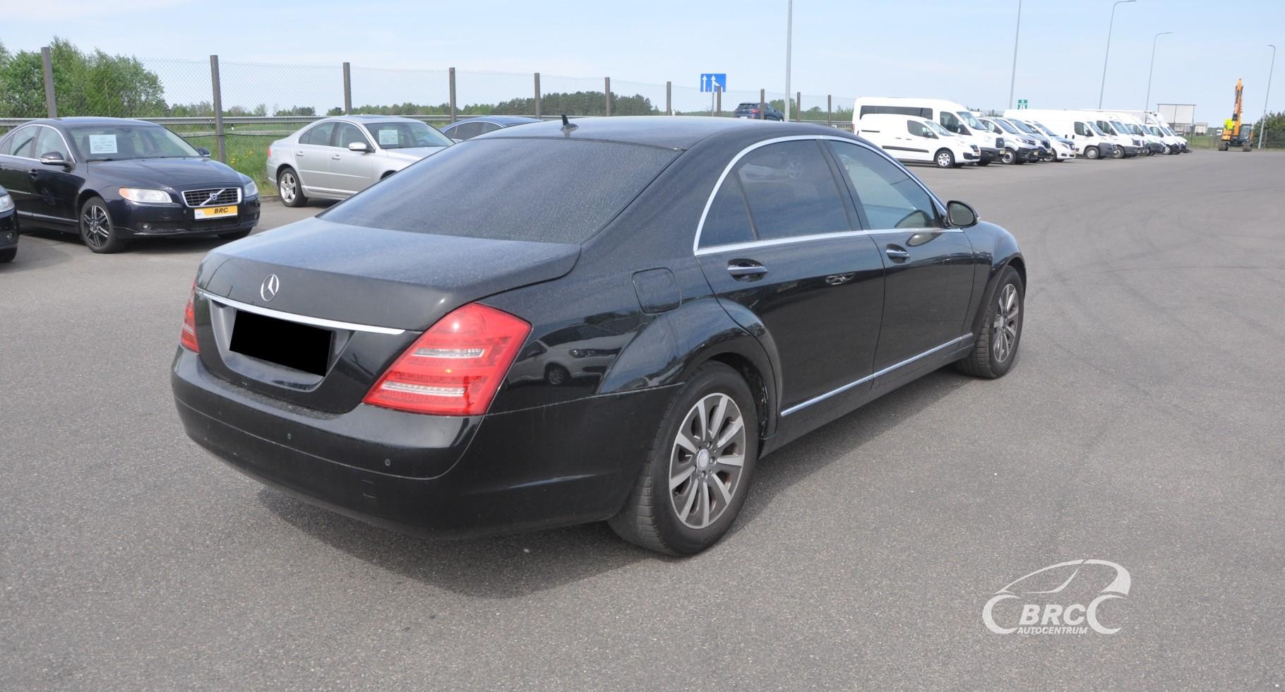 Mercedes-Benz S 320 CDI Long Automatas