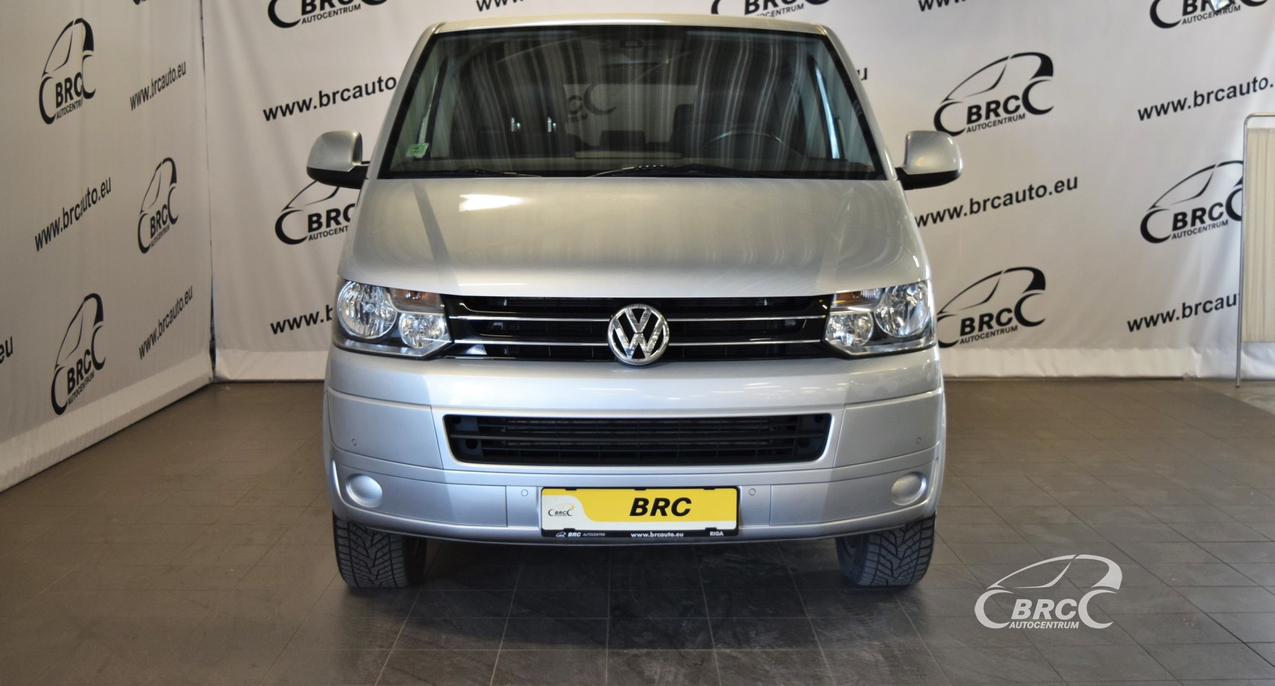 Volkswagen Multivan Long TDI