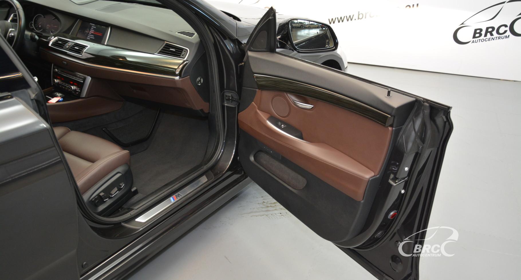 BMW 520 Gran Turismo d Automatas