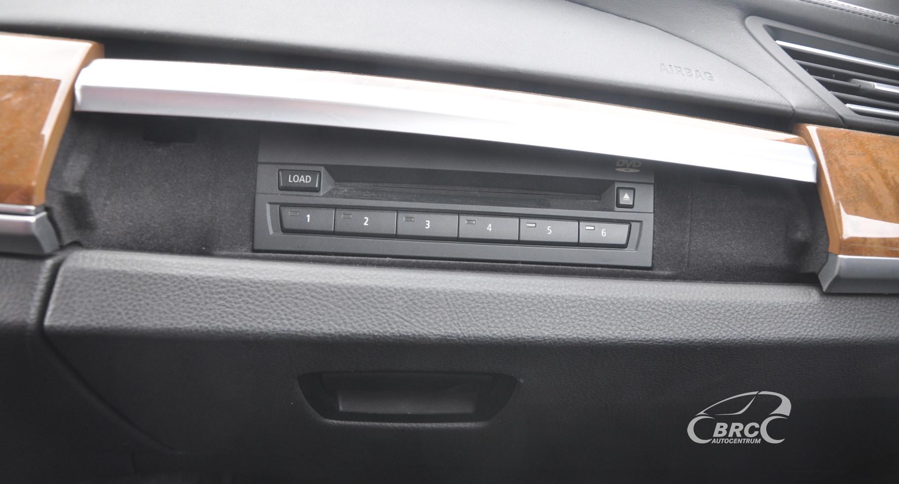 BMW 750 i Automatas