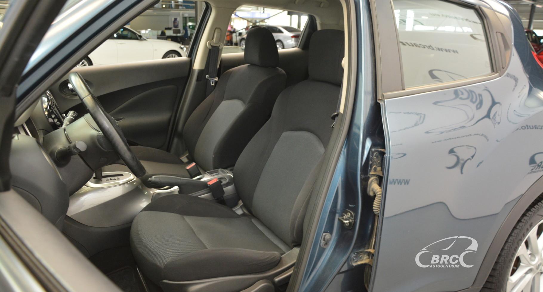 Nissan Juke 1.6 Acenta 2WD Automatas