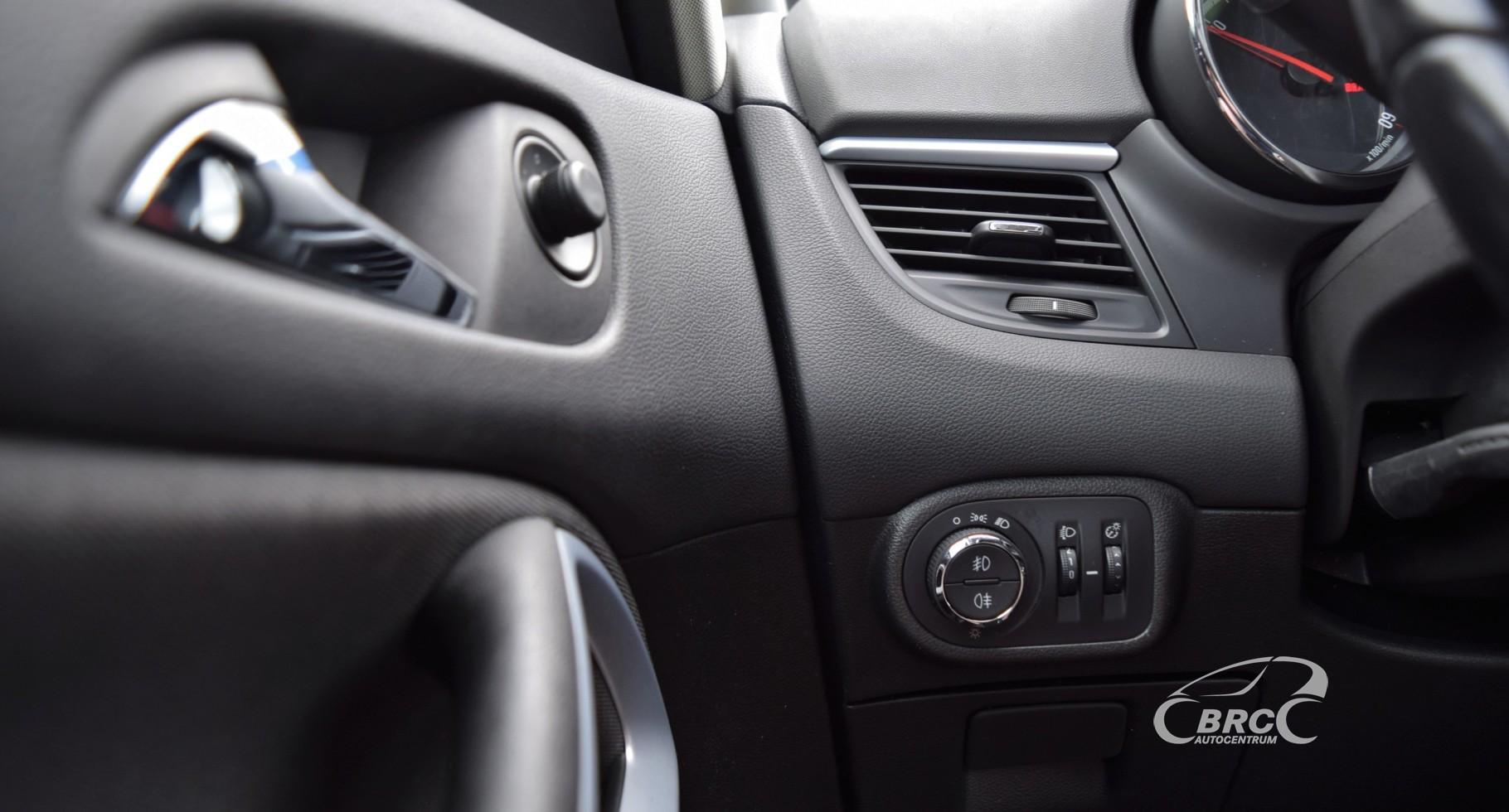 Opel Zafira Tourer CDTi 7 seats