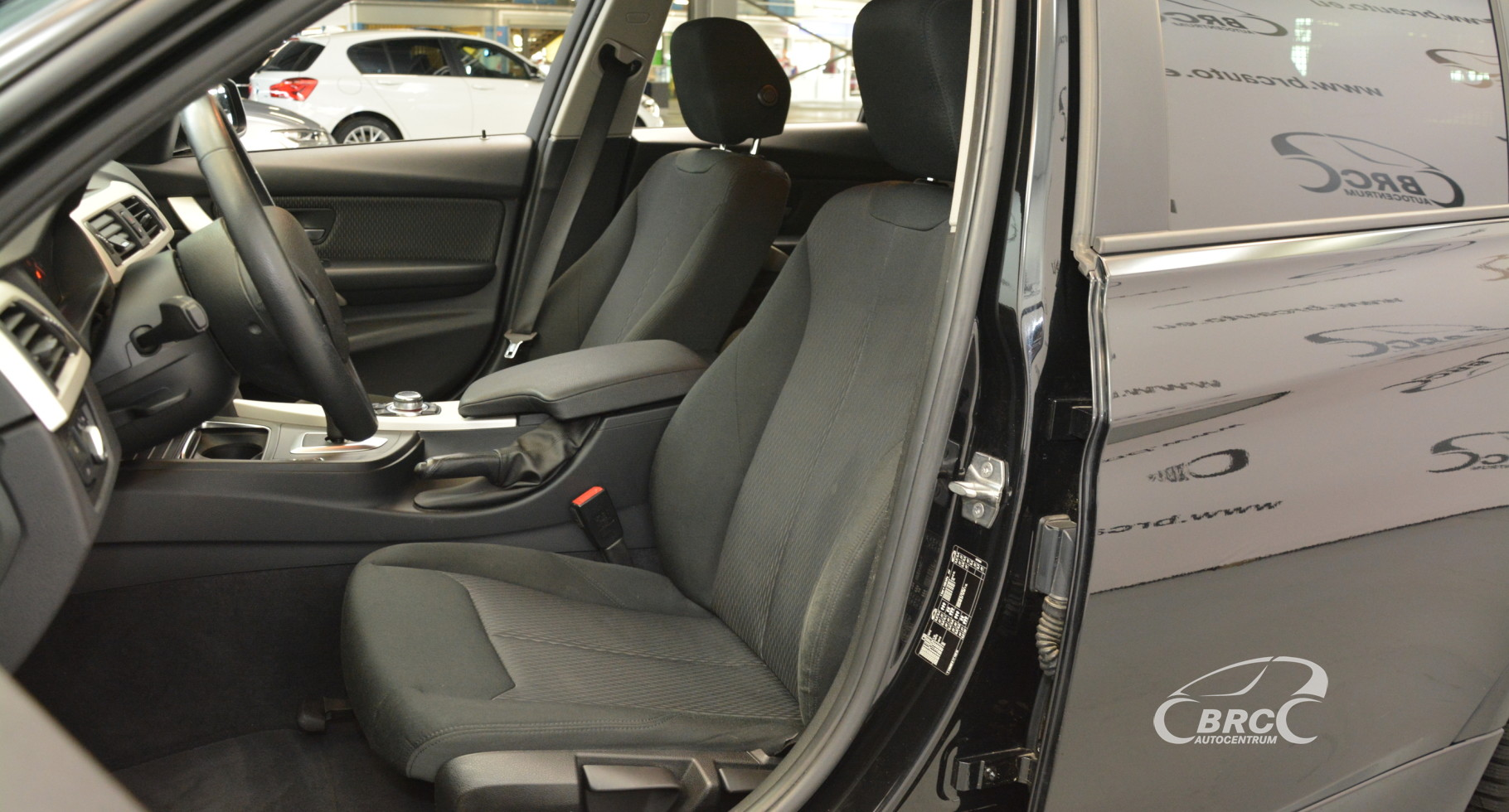 BMW 316 d Automatas