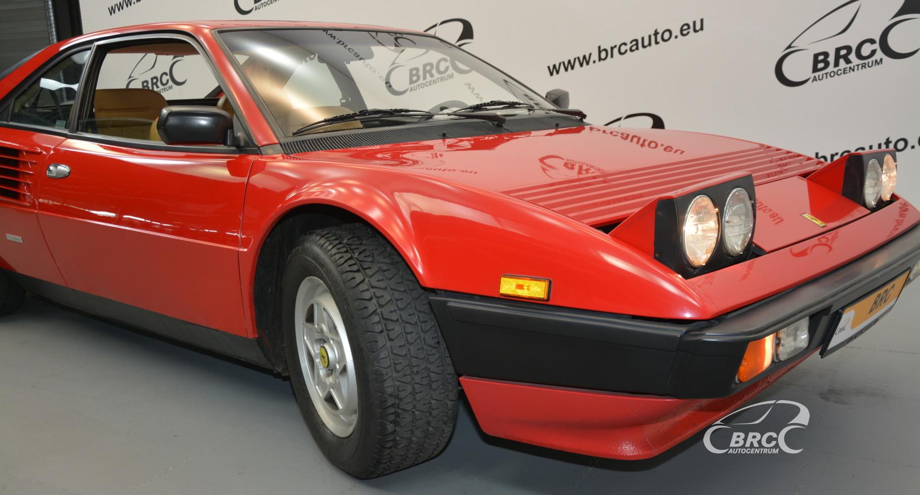 Ferrari Mondial 8 V8 Coupe