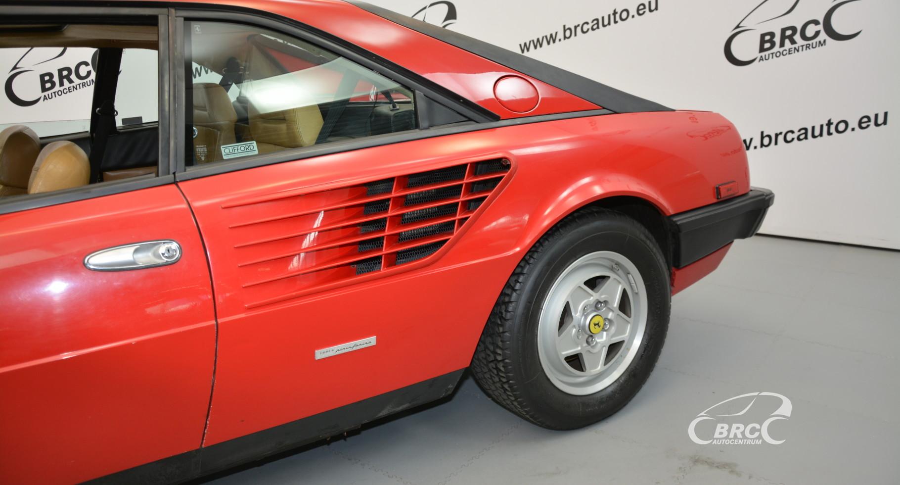 Ferrari Mondial 8 V8 Coupe ID 811771 BRC Autocentras
