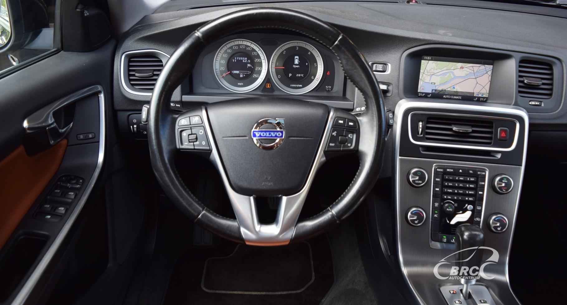 Volvo V60 D5 AWD Summum