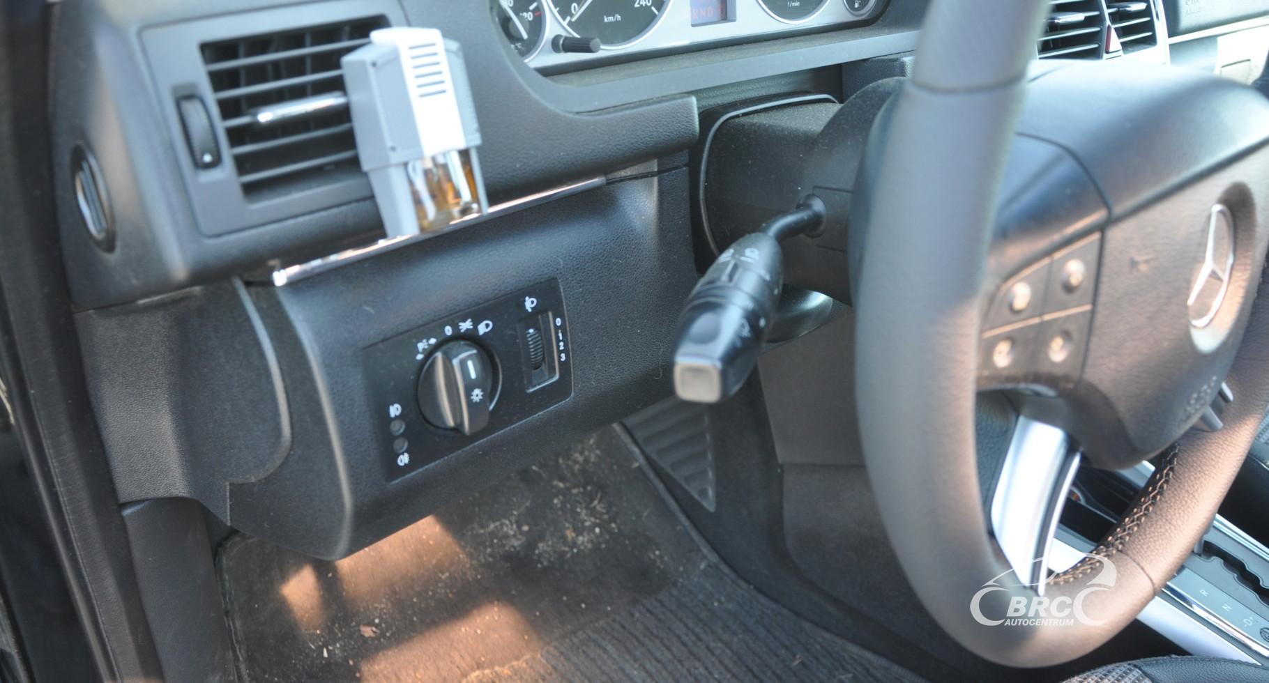 Mercedes-Benz B 180 CDI Automatas