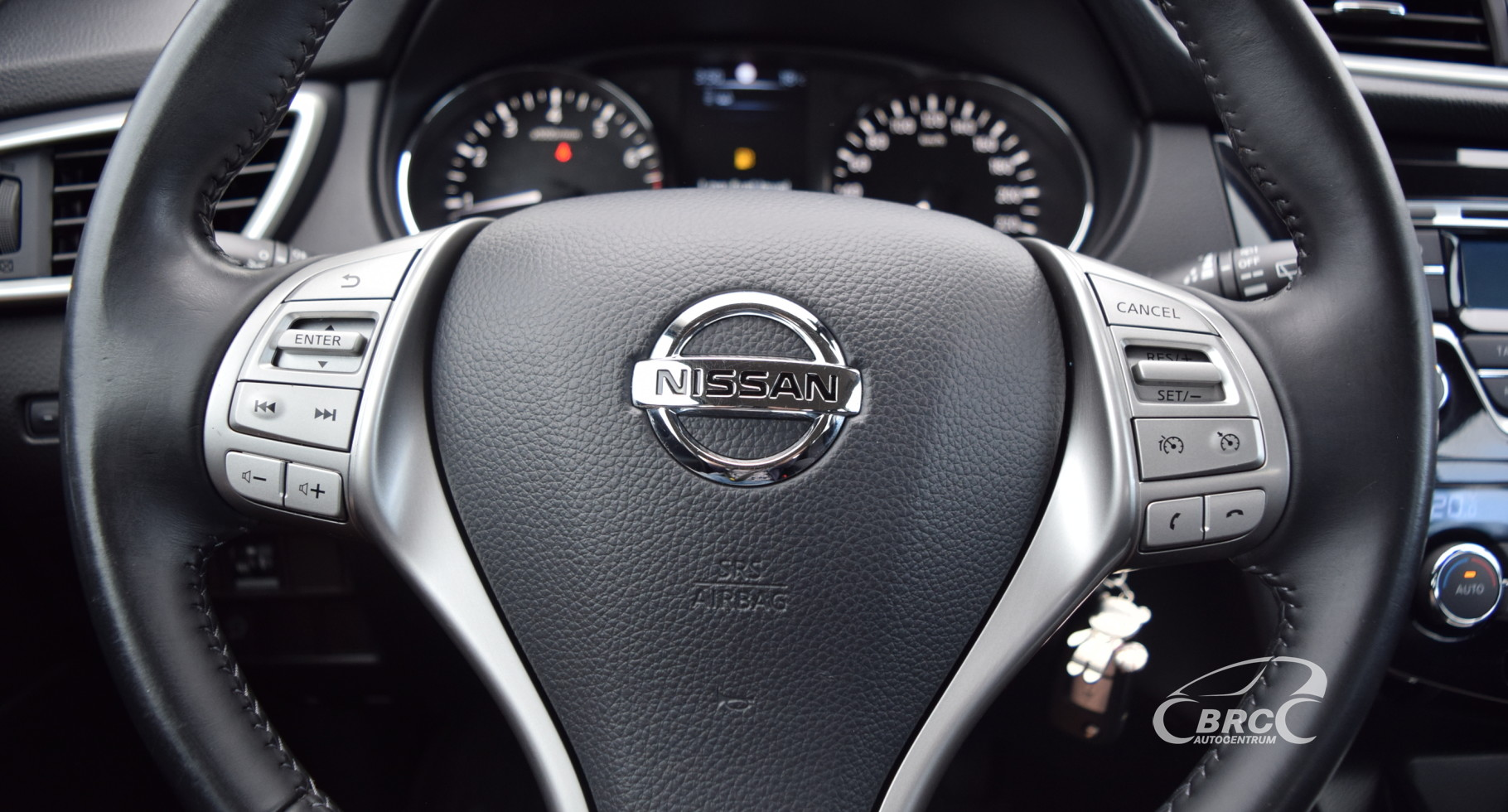 Nissan Qashqai M/T