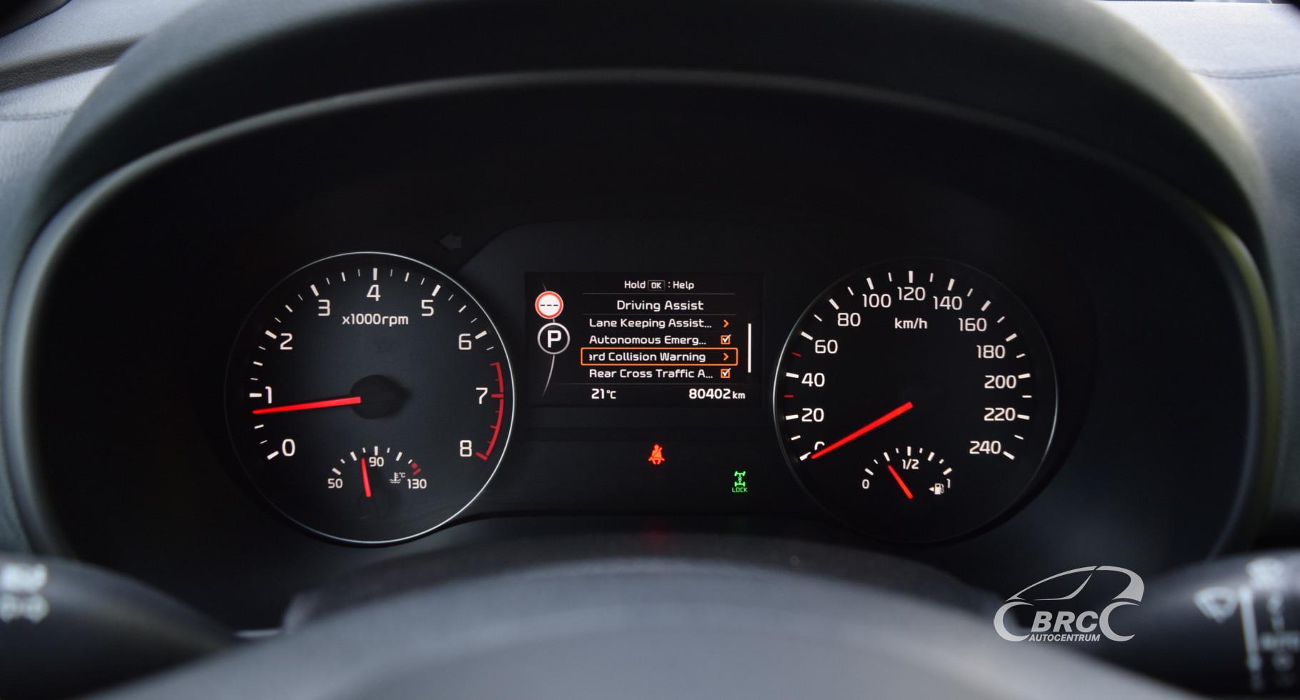 Kia Sportage GT Line AWD