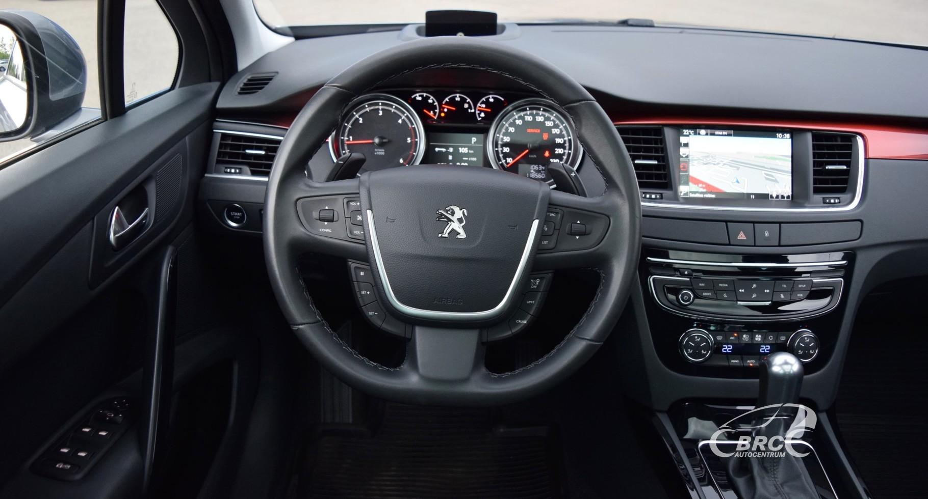 Peugeot 508 RXH Blue HDi