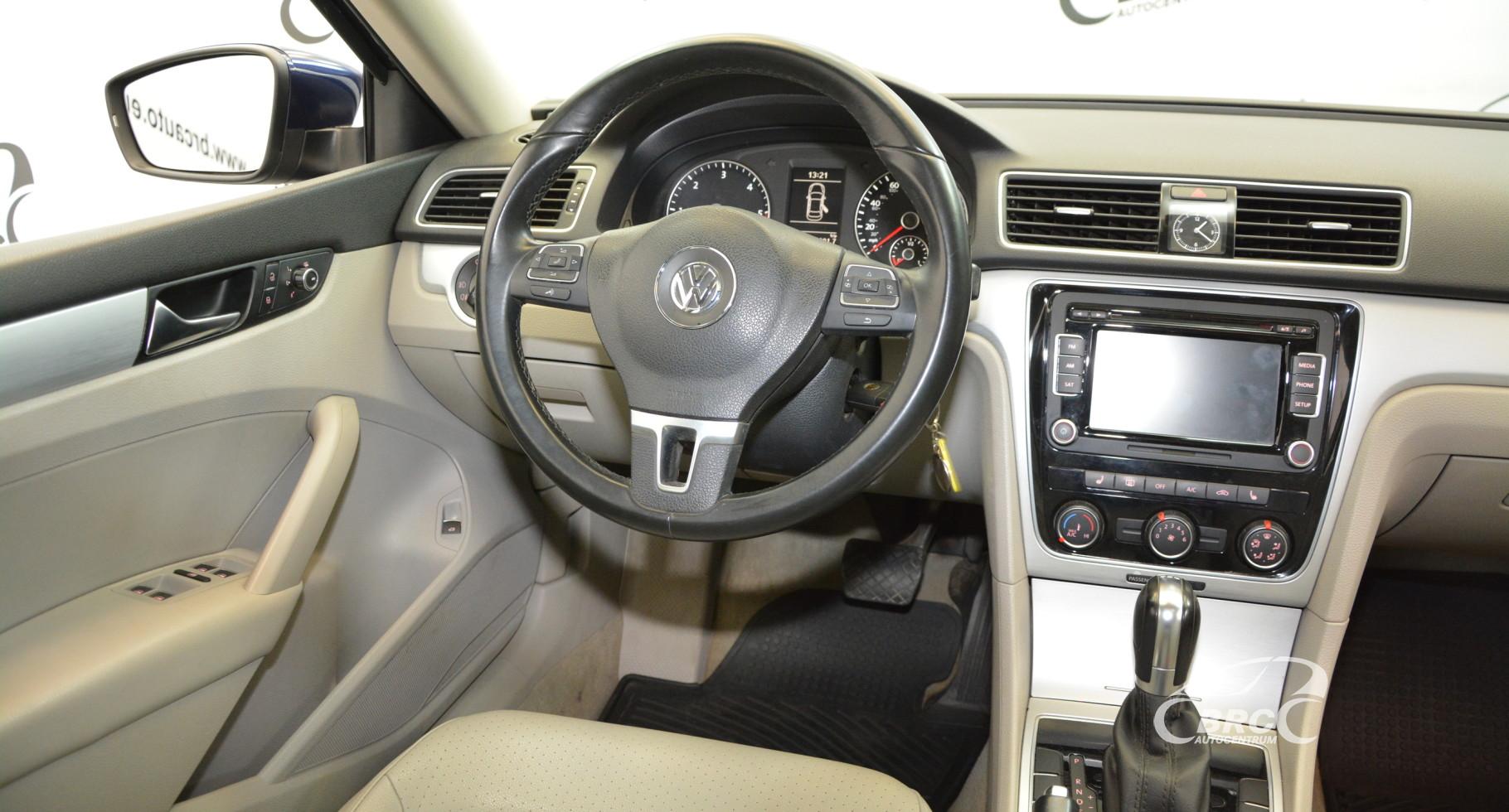Volkswagen Passat 2.0 TDI SE Automatas
