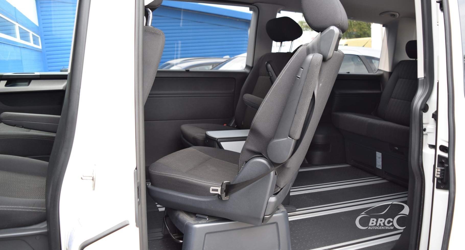 Volkswagen Multivan Long TDi DSG 7 seats