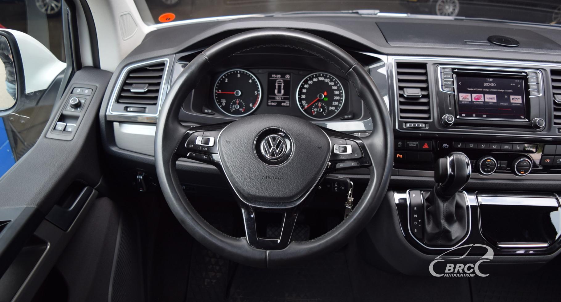 Volkswagen Multivan Long TDi DSG 7 seats