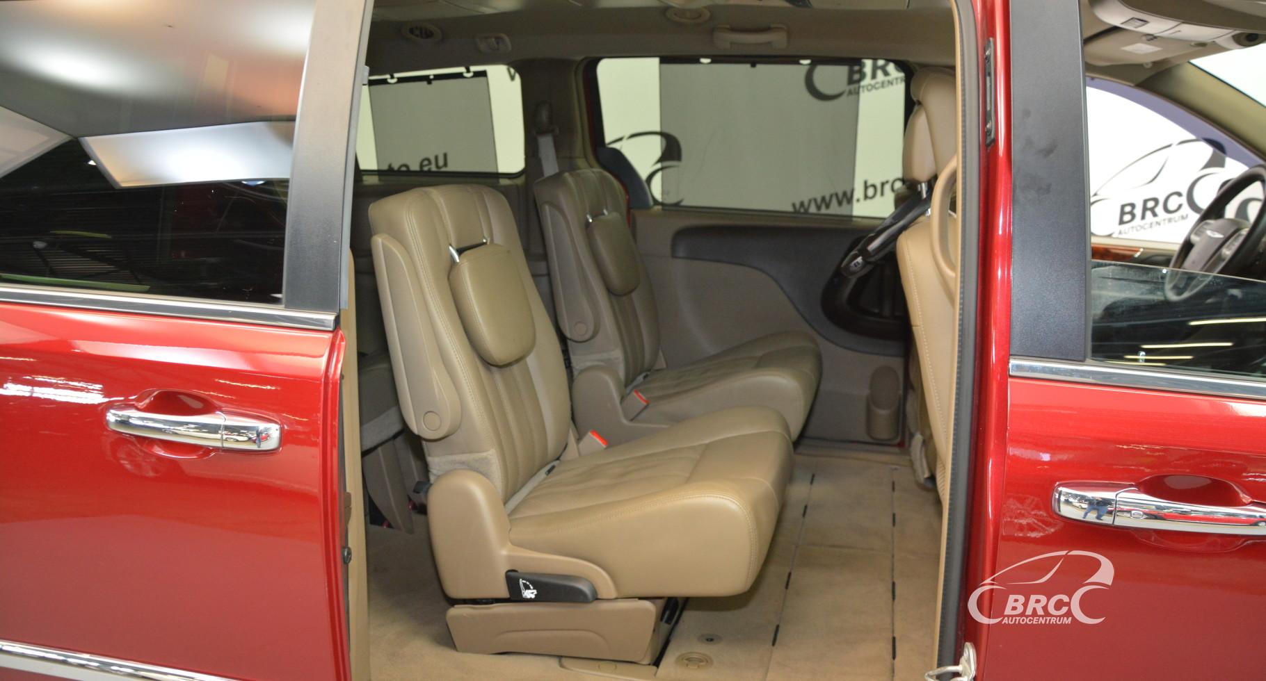 Chrysler Town Country 3.6 V6 Touring-L