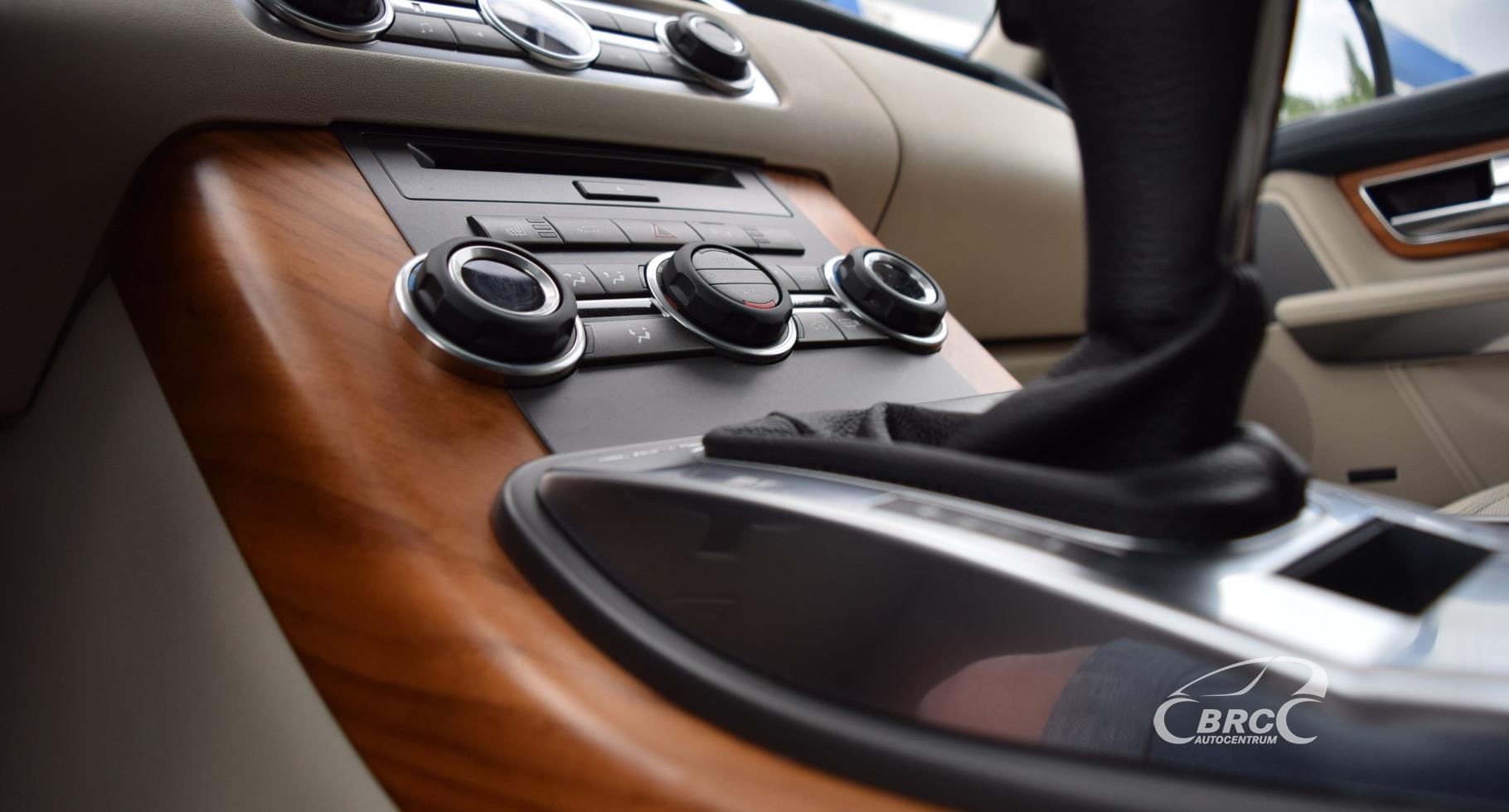 Land-Rover Range Rover Sport HSE Luxury