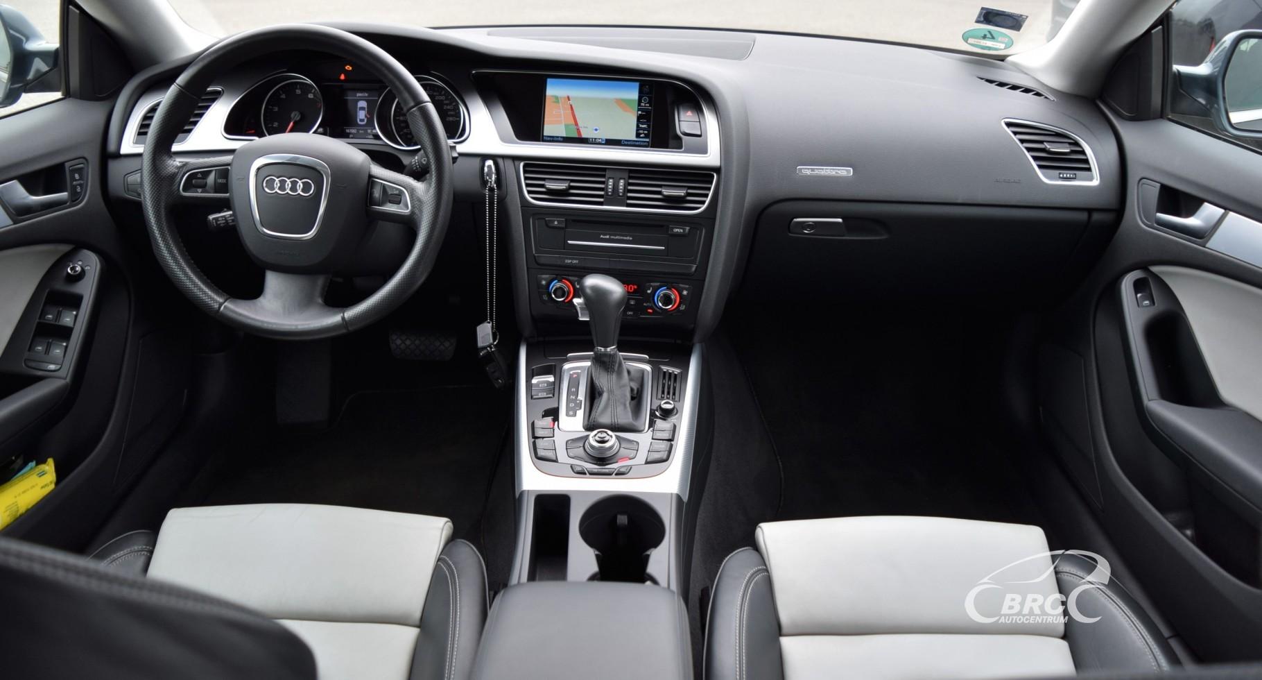 Audi A5 Sportback Quattro TFSI