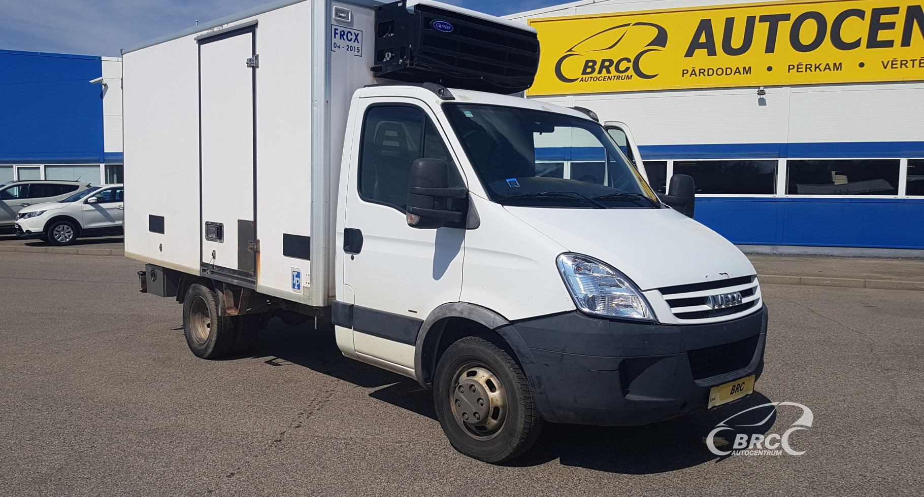 Iveco Daily REF