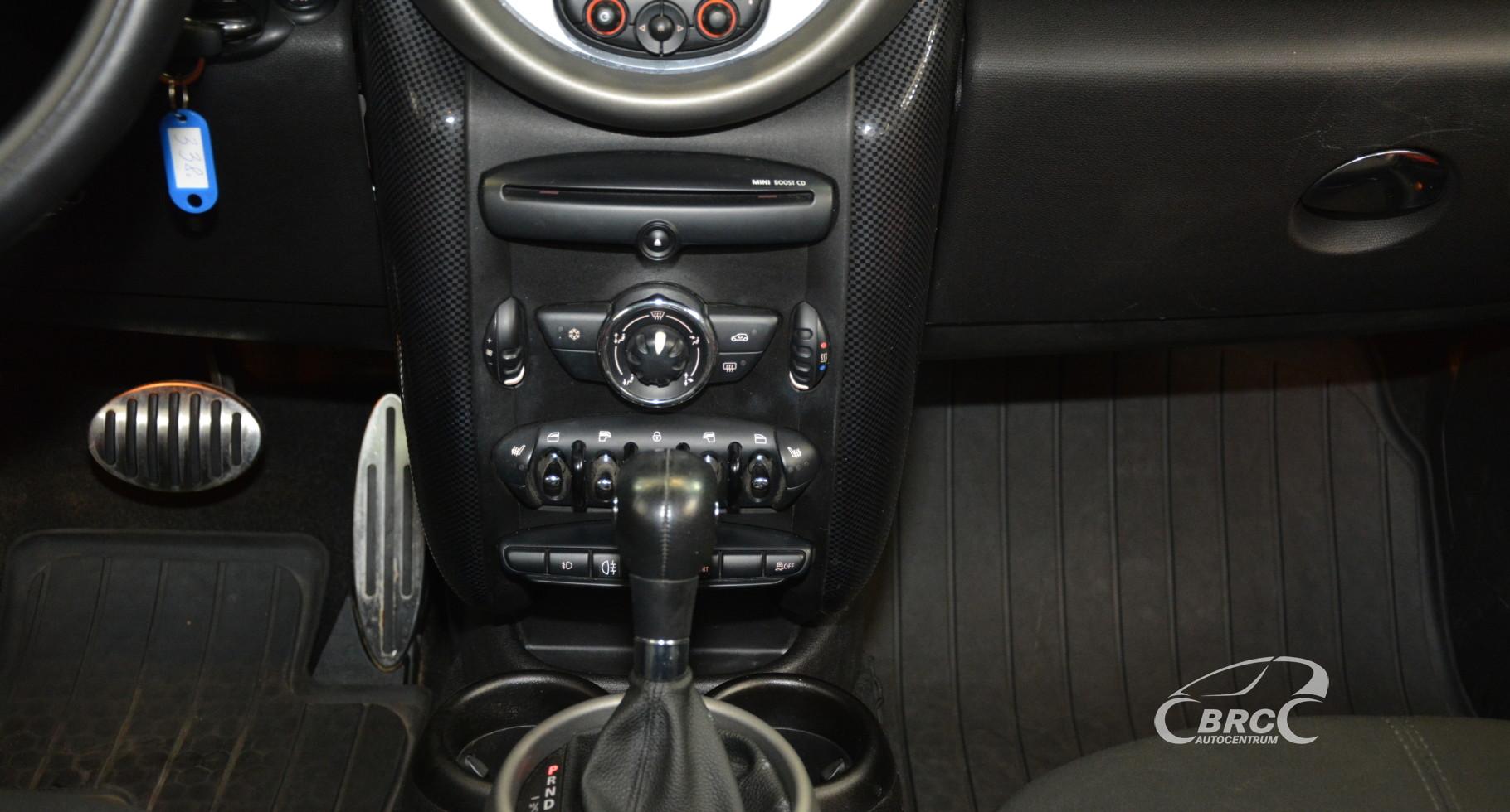 Mini Countryman S 1.6 Automatas