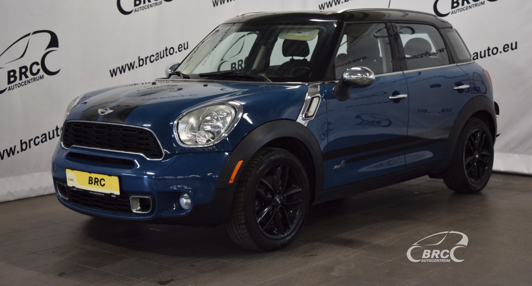 Mini Countryman S All4 Id 811914 Brc Autocentrum