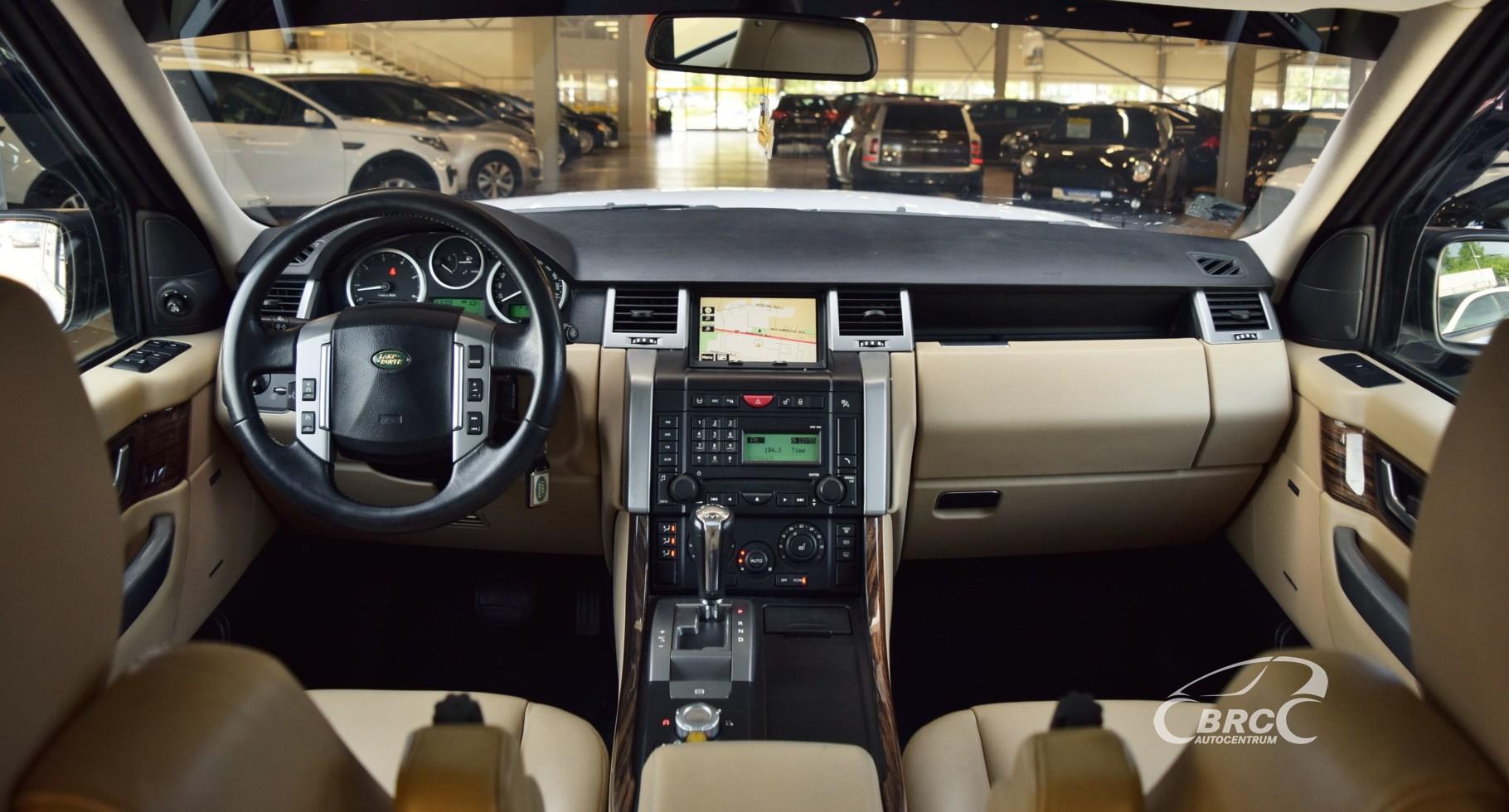 Land-Rover Range Rover Sport TDV8