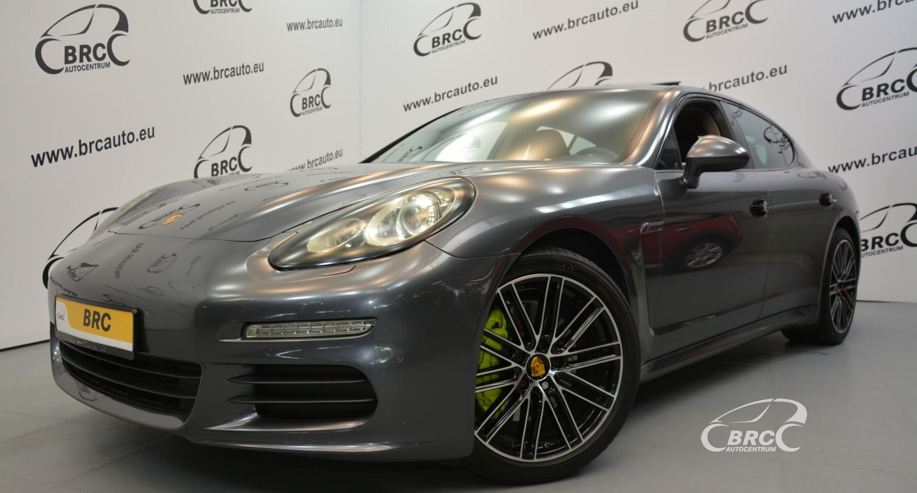 Porsche Panamera S E-Hybrid Automatas