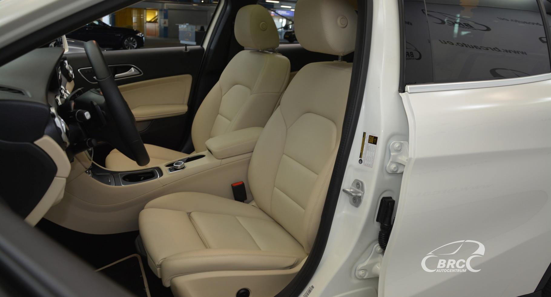 Mercedes-Benz GLA 250 FWD Automatas