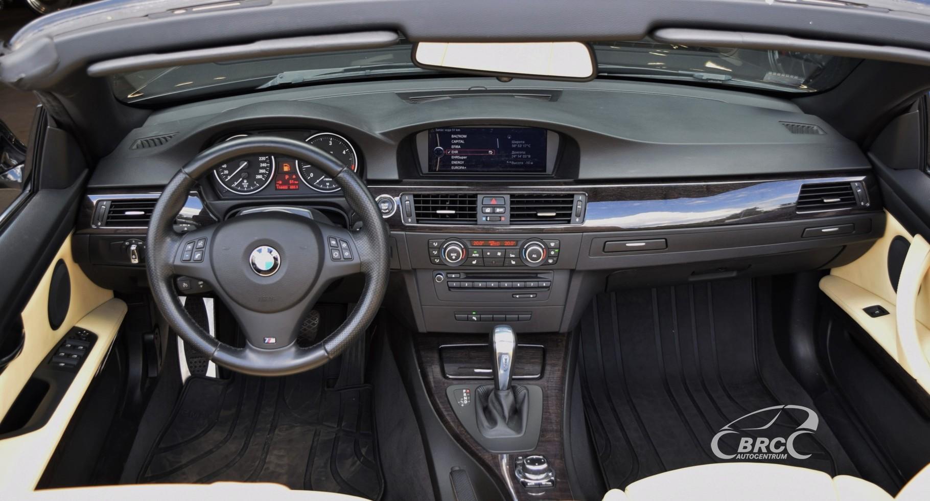BMW 330 D Cabrio